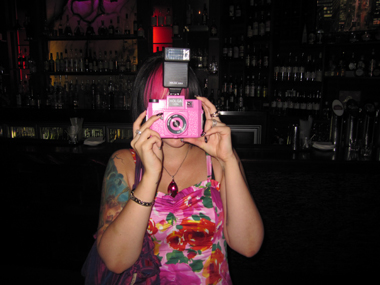 New Years Day with my Holga