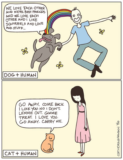11 Struggles Of Not Being A Cat Person Because Sorry Excuse Me For Existing