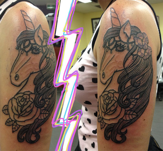 Unicorn Tattoo – Par...