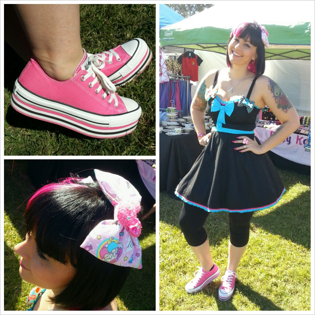 OOTD Greazefest rockabilly