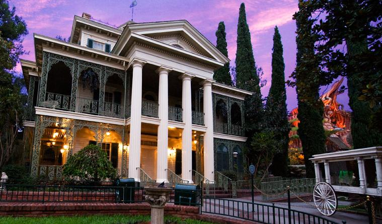 Disneyland-Haunted-Mansion